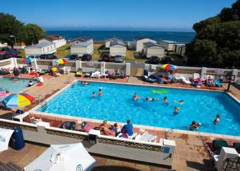 Sandhills Holiday Park, Christchurch,Dorset,England