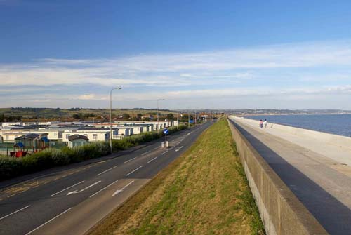 New Beach Holiday Park, Dymchurch,Kent,England
