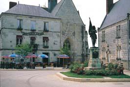 Le Parc de Fierbois, St. Catherine,Loire,France