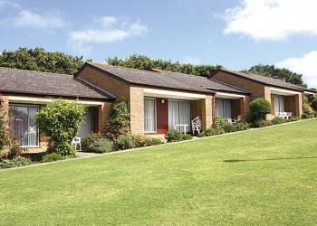 Whitecliff Bay Holiday Park, Bembridge,Isle of Wight,England