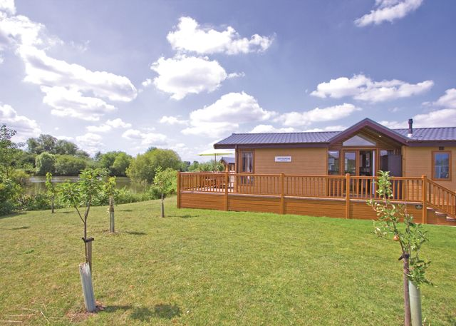 The Springs Lakeside Holiday Park, Pershore,Worcestershire,England