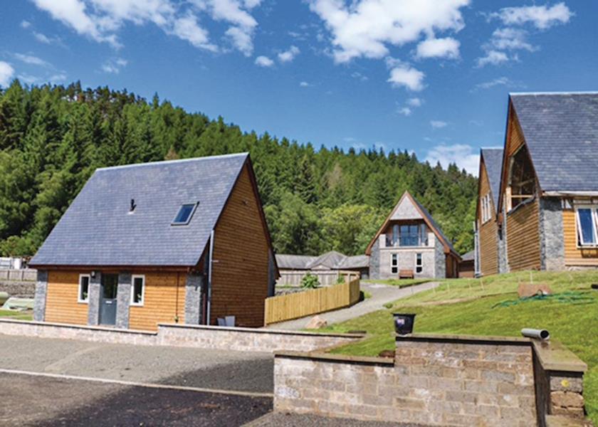 Balmaha Lodges