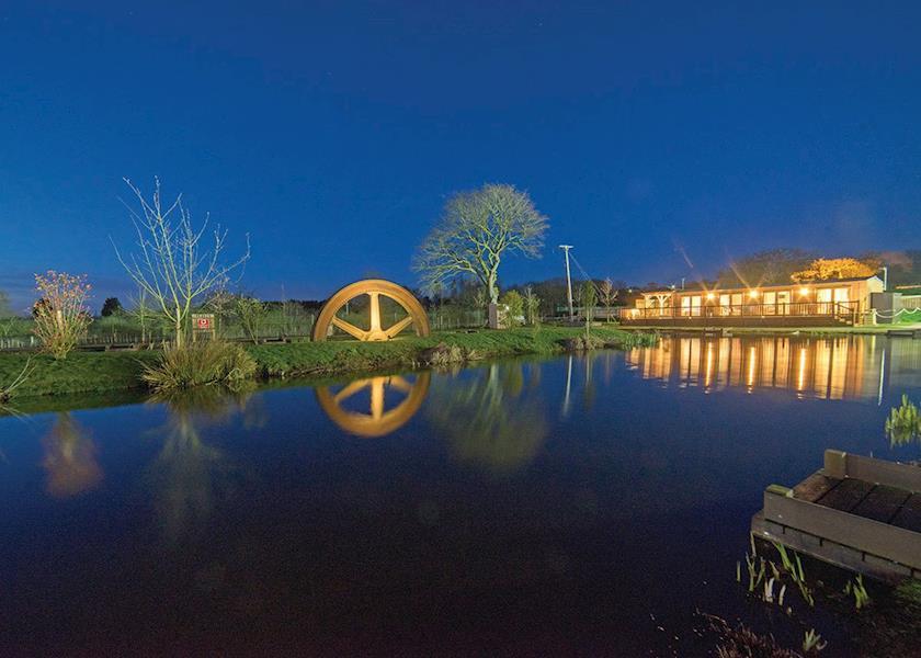 Caistor Lakes Leisure Park, Caistor,Lincolnshire,England