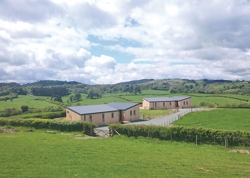 Castle Pren Lodges, Llandrindod Wells,Powys,Wales