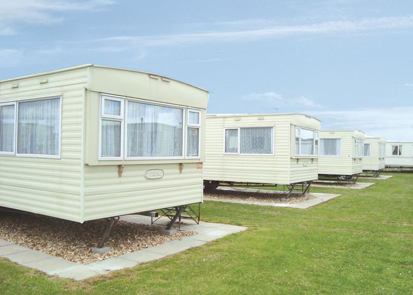 Golden Anchor Caravan Park, Skegness,Lincolnshire,England