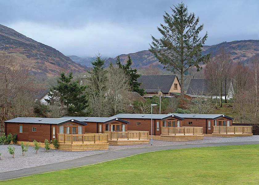 Loch Ness Retreat