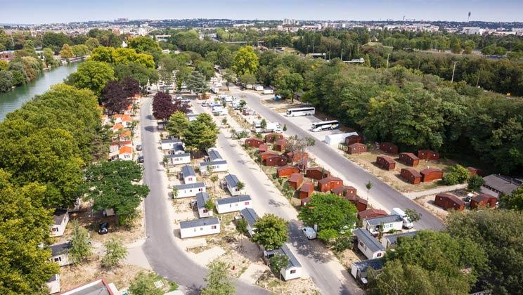 Paris Est-Champigny Campsite