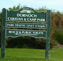 Dornoch Caravan and Camping Park