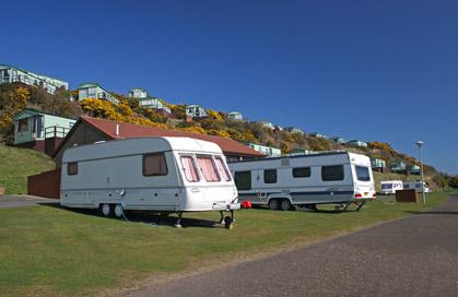 Pettycur Bay Holiday Park Ltd, Kinghorn,Fife,Scotland