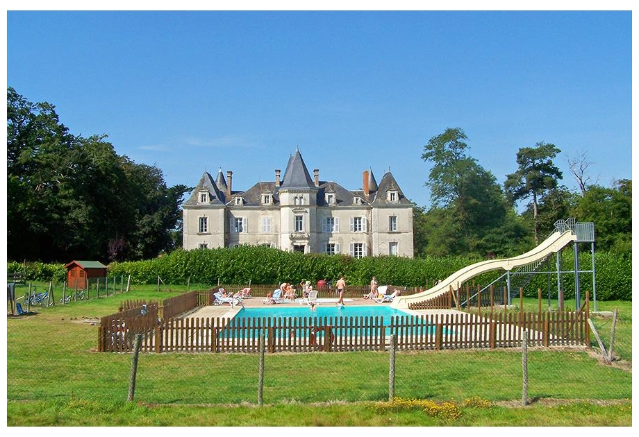 Campsite Yelloh! Village Chateau La Foret