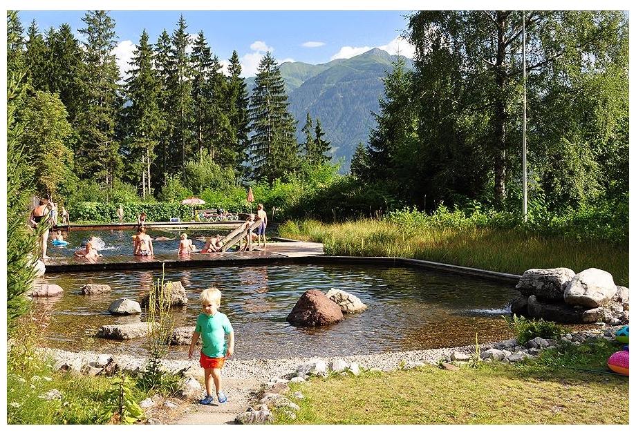 Campsite Alpenferienpark Reisach, Reisach,Carinthia,Austria
