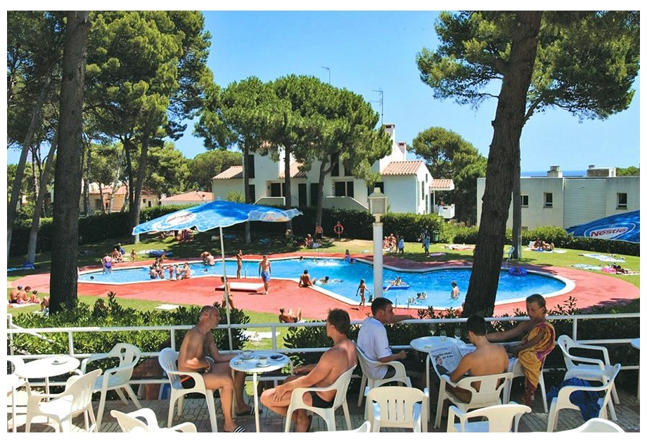 Camping Interpals, Begur,Costa Brava,Spain