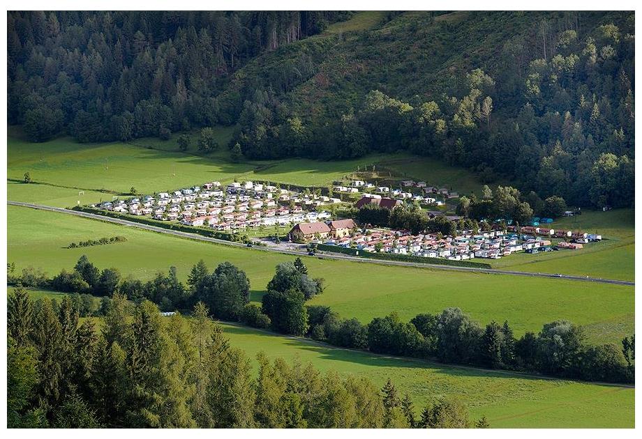 Campsite Bella Austria, Sankt Peter am Kammersberg,Styria,Austria
