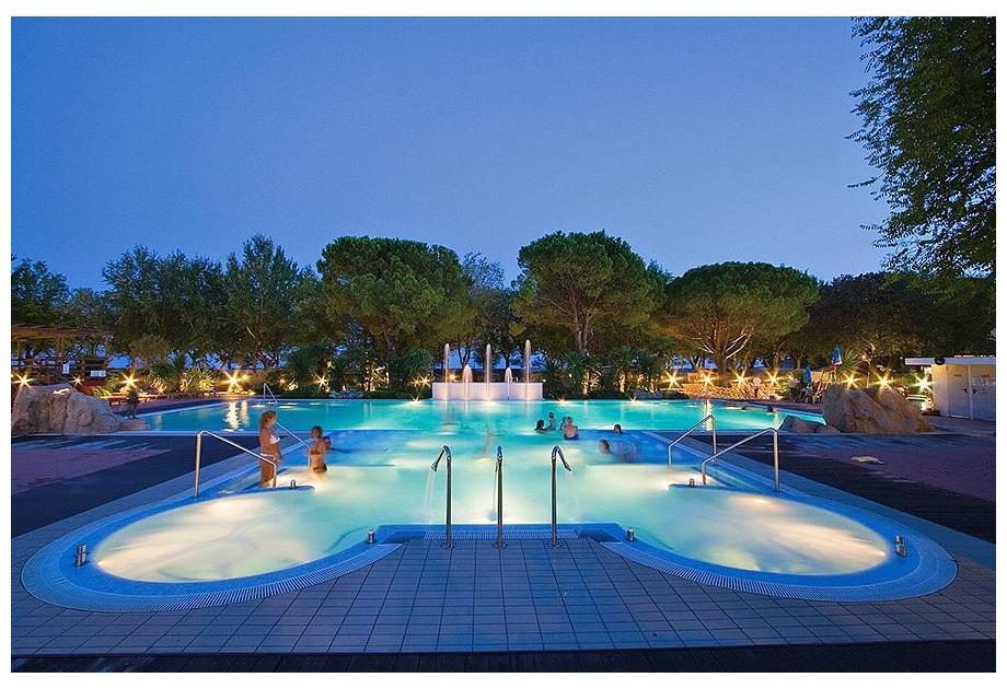Campsite Tenuta Primero, Grado,Adriatic Coast,Italy