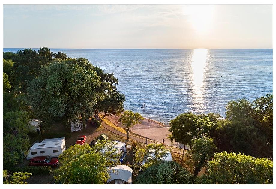 Aminess Park Mareda Campsite, Novigrad,Vendee,Croatia