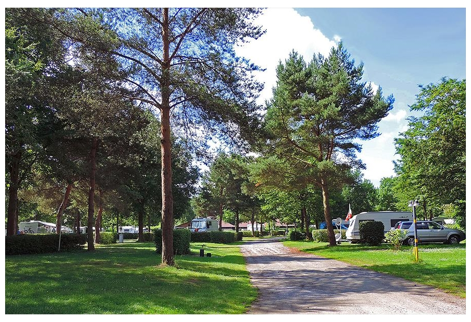 Knaus Campingpark Hamburg, Hamburg,Hamburg,Germany