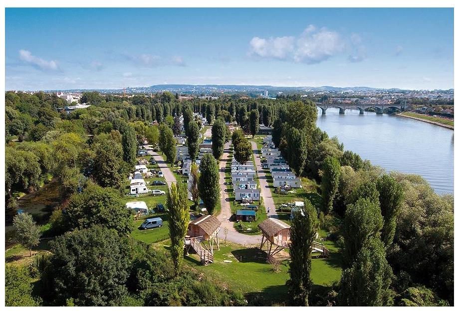 Campsite Sandaya Paris Maisons Laffitte, Maisons-Laffitte,Ile de France,France