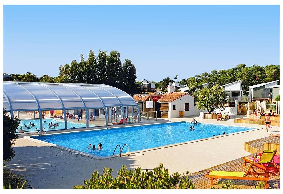 Campsite Sandaya Domaine Le Midi