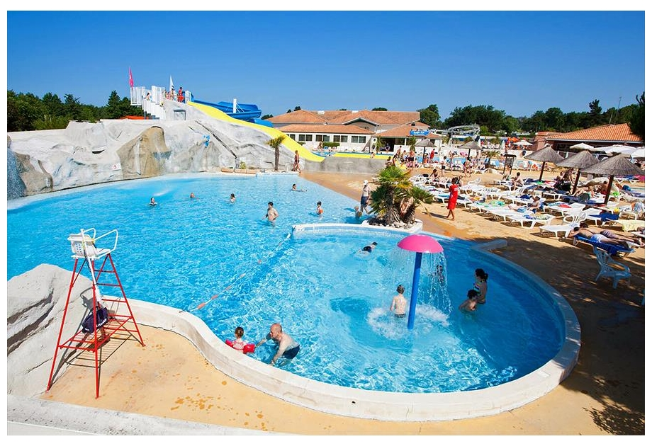 Siblu Camping Les Charmettes