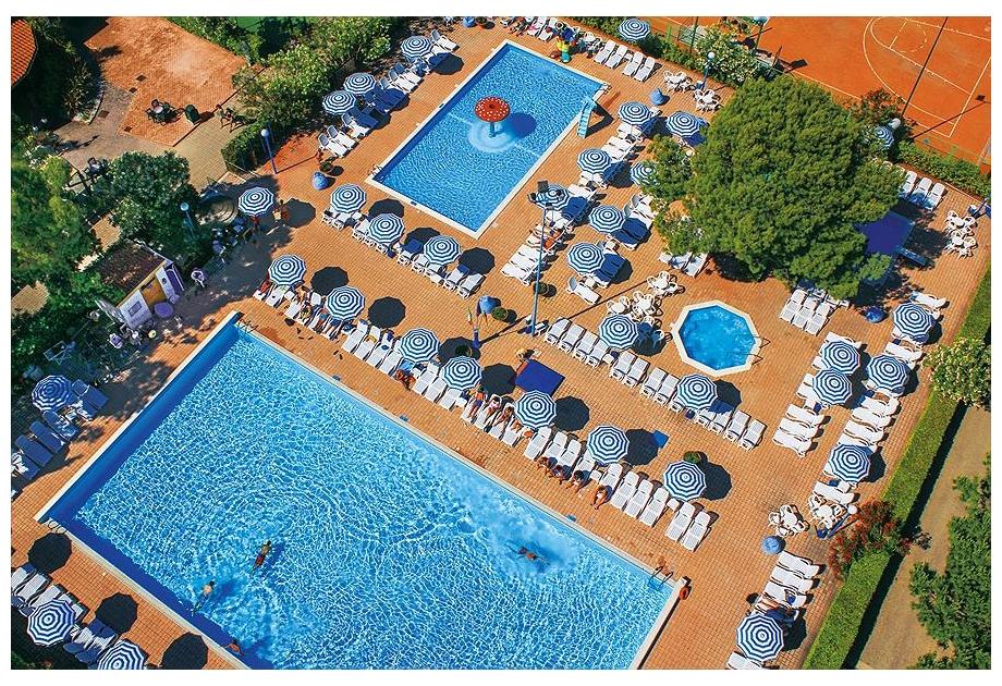 Campsite Del Salinello, Tortoreto Lido,Adriatic Coast,Italy