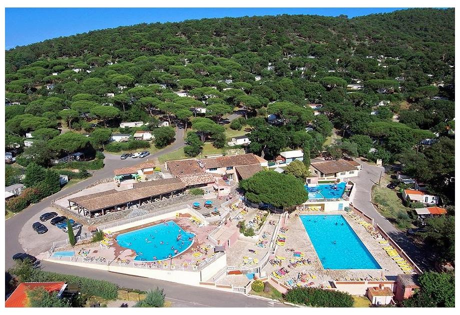 Campsite Parc Saint-James Parc Montana