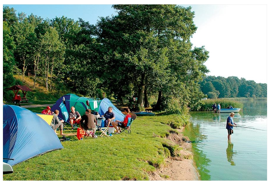 Camping and Ferienpark Havelberge, Gro? Quassow,Saxony,Germany